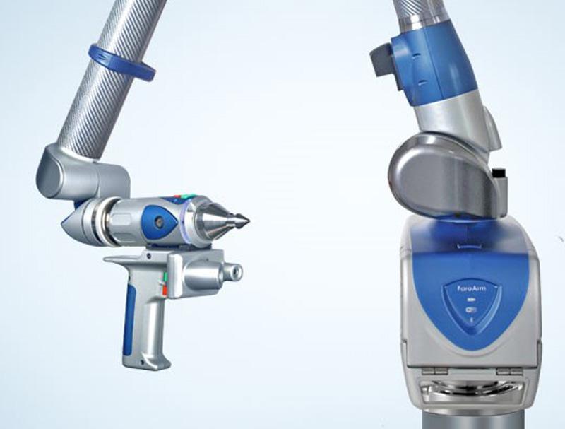 Servizi top energy metrologie e rilievo 3d braccio for Planimetrie del faro